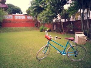 tokyo bike in blue